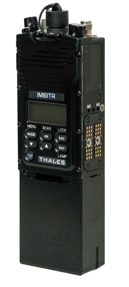 AN PRC 148C IMBITR Thales Defense Security Inc