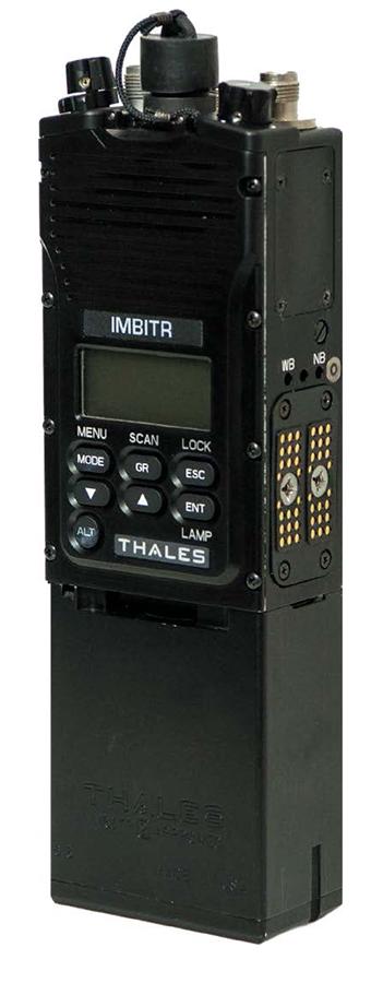 An Prc 148c Imbitr Thales Defense Amp Security Inc