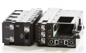Thales TH320 VA and Amplifier