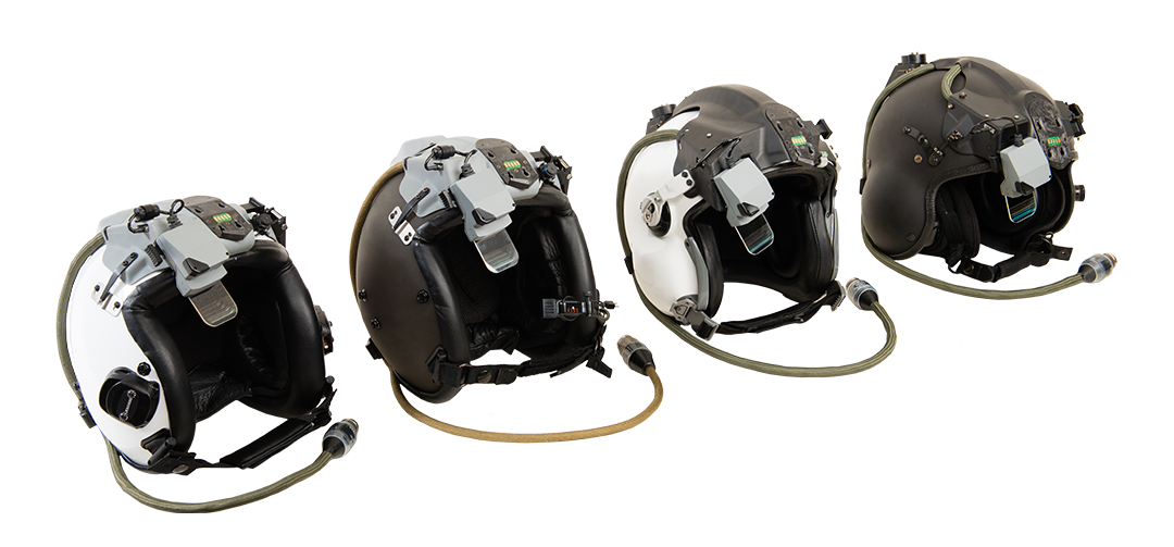 Helmet Mounted Cueing Systems | Thales Defense & Security, Inc