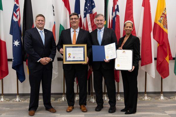 Thales DSI Receives Export Award