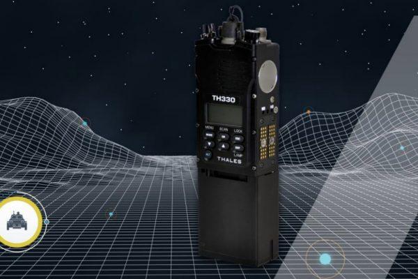 Thales TH330 Radio