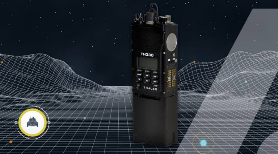 Thales TH330 Radio